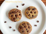 Eggless Oatmeal Cookies Recipe - Soft, Chewy and Healthy Oatmeal Cookies