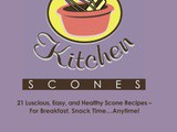 Announcing Our Newest Cookbook….Pink Kitchen scones