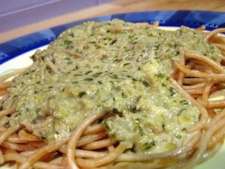 Boost Your Immunity with Vegan Spinach & Artichoke Pasta Sauce