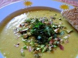 Bring a Bowl of Peace to Your Day: Namaste Soup