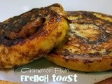 Cinnamon Bun French Toast