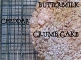 Crumb Cake ~ The One with The Apples