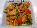 "One from Column ""a"" ~ Sweet and Sour Fish"