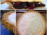 Peering Down the Pie Hole – Chocolate Cherry Pie