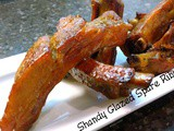 Shandy Glazed Spare Ribs