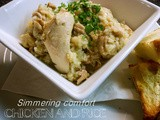 Simple Dinner Sunday ~ Chicken & Rice