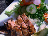 Tahini Grilled Chicken