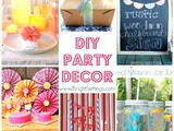 Diy Table Decorations For Parties