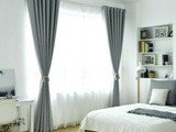 Light Gray Curtains