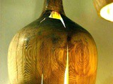 Wood Light Fixtures