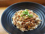 An Easy Recipe for Extra Vegetable Fried Rice