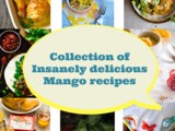 Collection of Insanely delicious Mango recipes