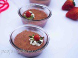 Easy Strawberry Pudding – Valentine Special
