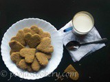 Homemade Multigrain Biscuit Recipe / 5 Grain Biscuits