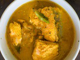 South Indian Style Fish Curry
