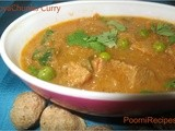 Soya Chunks Curry / MealMaker Curry