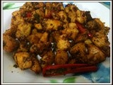 Spicy Pepper Chicken - Dry