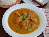 Chicken Xacuti / Goan Chicken Curry