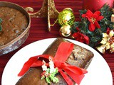 Easy Fruit Cake / Easy Christmas Cake (No soaking, No alcohol cake)