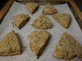Chinese Five Spice Scones