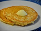 Cornmeal Griddle Cakes