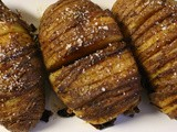 Hasselback Potatoes With Garlic-Paprika Oil