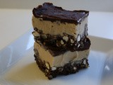 Nanaimo Ice Cream Bars