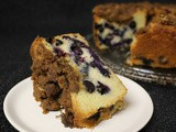 Nonnie's Blueberry Buckle