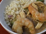 Shrimp & Chicken Gumbo