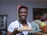 Living Deliciously with Kwame Amfo-Akonnor, an Emerging Chef from Ghana