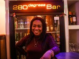 London's Nigerian 280 degrees restaurant, where food is cooked from scratch