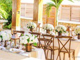 MyWeku Gardens: An intimate rustic decor set up