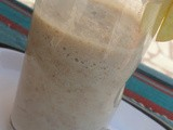 Apple And Date Shake