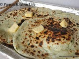 Butter Naan Using Tawa