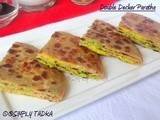 Double Decker Parathas