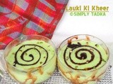Lauki ki kheer/ Bottle Gourd Indian Pudding