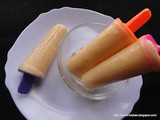 Orange Yogurt Pop