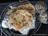 Stuffed Kulchas/ Indian Bread- Punjabi Special