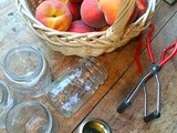 Sweet preservation: Boozy Peach Sauce