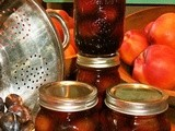 Sweet preservation: Pickled Italian Plums