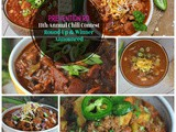 11th Annual Chili Contest: Round-Up and Winner Announced
