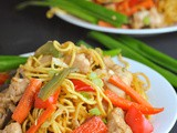 30-Minute Chicken Lo Mein
