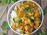 30 Minute Instant Pot Butter Chicken