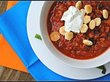 3rd Annual Chili Contest: Entry #1 – Healthy Turkey Chili