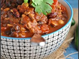 4th Annual Chili Contest: Entry #8 – Crock Pot Turkey Chili