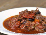 7th Annual Chili Contest: Entry #2 – Short Rib Boeuf Bourguignon Chili