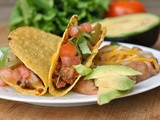 Baked Crunchy Tacos