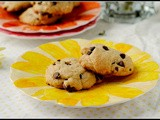 Best Butter-less Chocolate Chip Cookies