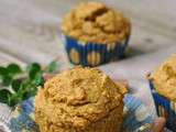 Best Ever Healthy Pumpkin Muffins