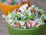 Blt Pasta Salad + Weekly Menu